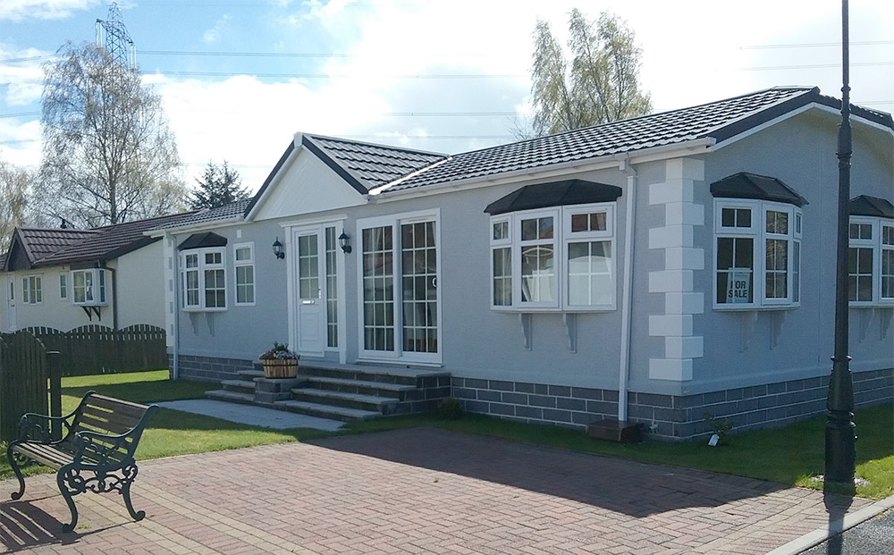 Residential Park Homes For Sale In Scotland